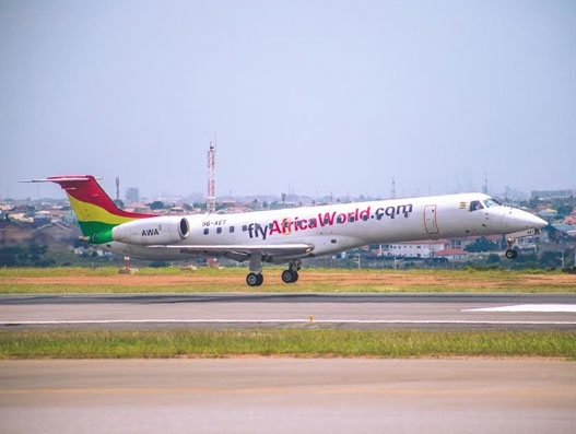 Emirates' new agreement with Ghana's Africa World Airlines