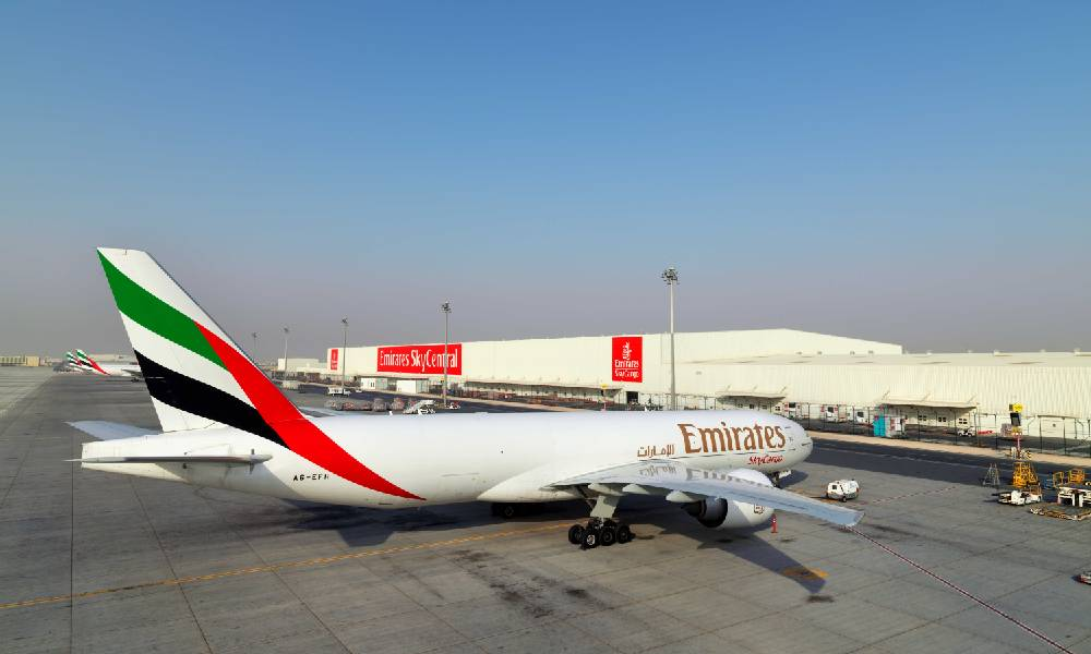 Emirates SkyCargo among 16 airlines to join UNICEF's Humanitarian Airfreight Initiative