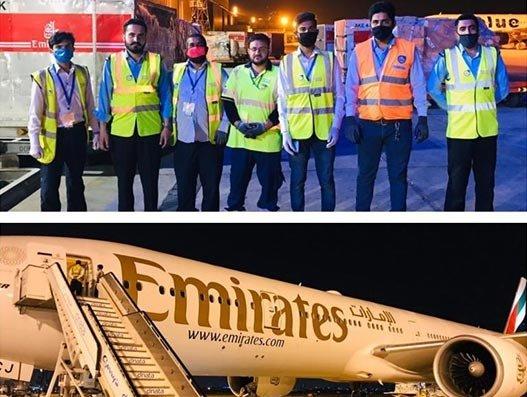 Emirates SkyCargo breaks record; loads maximum cargo in Boeing 777 belly