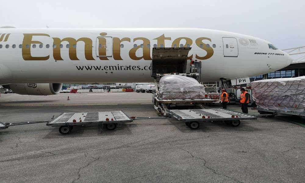 Emirates SkyCargo completes one year of passenger freighter operations