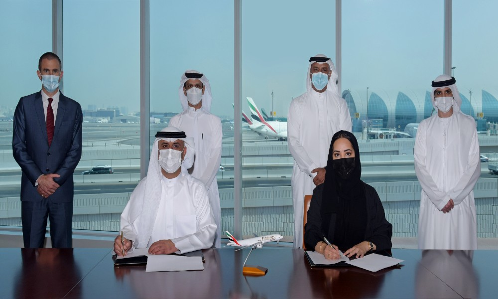 Emirates SkyCargo, DCAA ink agreement for dangerous goods transport