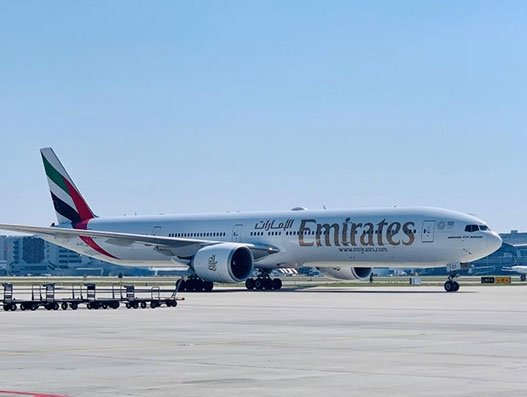 Emirates Skycargo flies critical medical supplies from Zurich to Dubai
