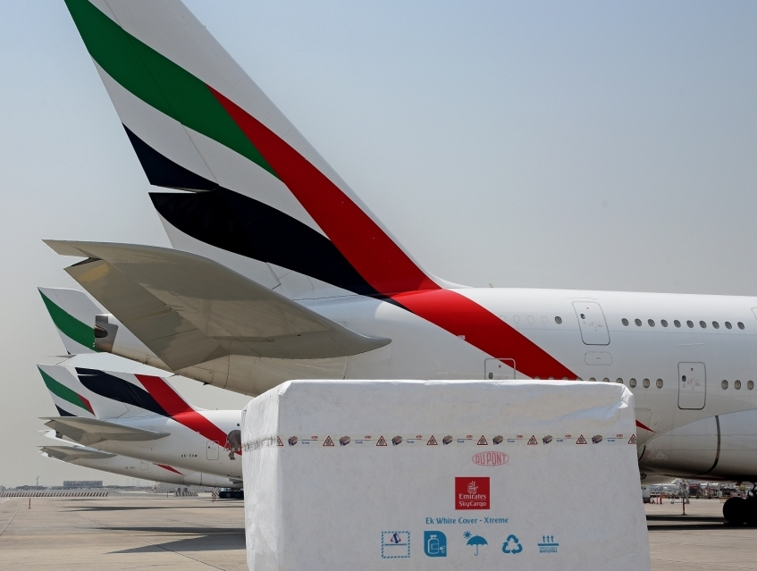 Emirates SkyCargo launches new solution to keep it cool