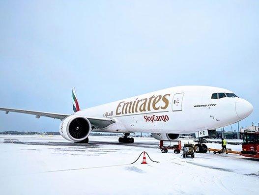 Emirates Skycargo moves all operations to Dubai International Airport