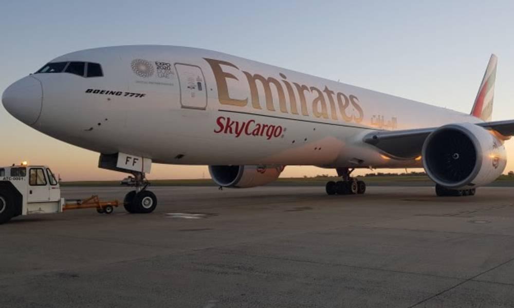 Emirates SkyCargo successfully transports Brazilian satellite to India