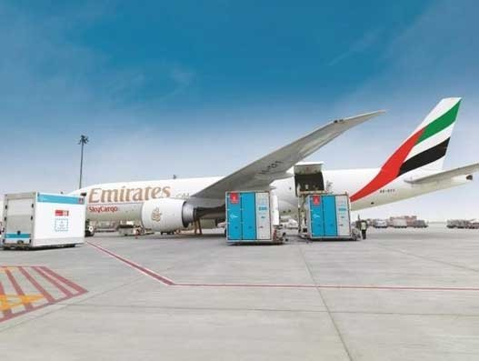 Emirates SkyCargo's pharma corridors initiative grows to 25 stations