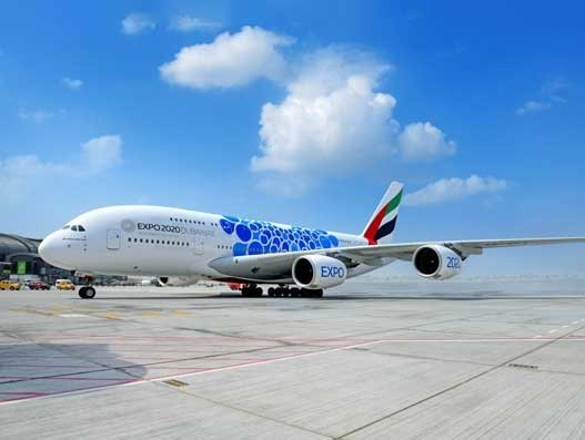 Emirates to showcase its new A380 at Kuwait Aviation Show on January 15