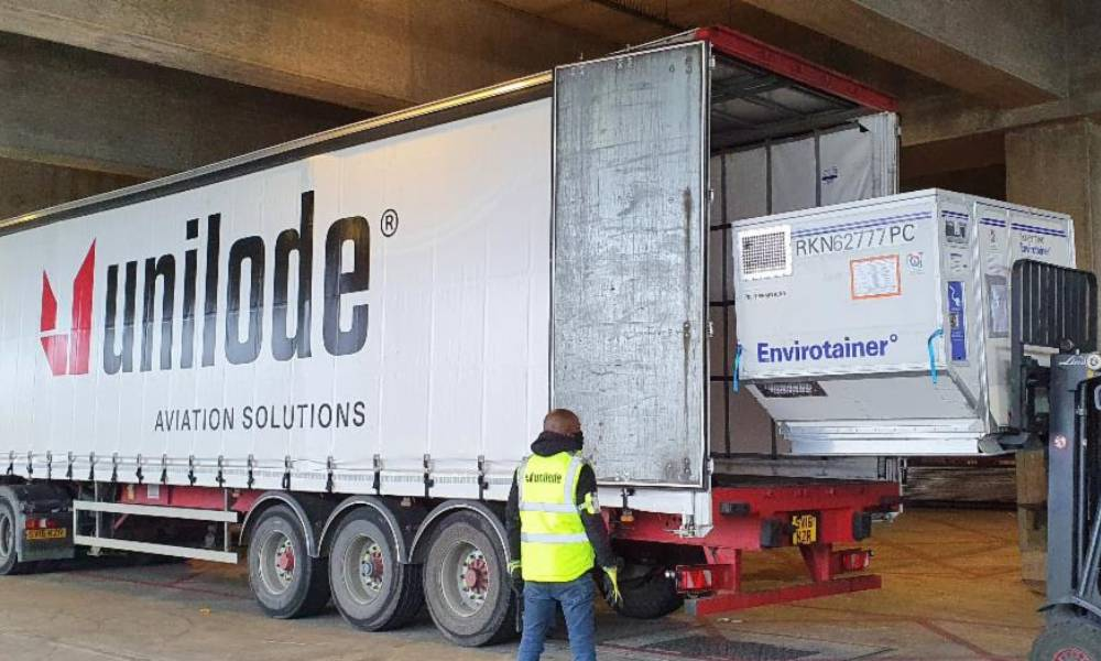 Envirotainer broadens partnership with Unilode for Covid-19 vaccine distribution