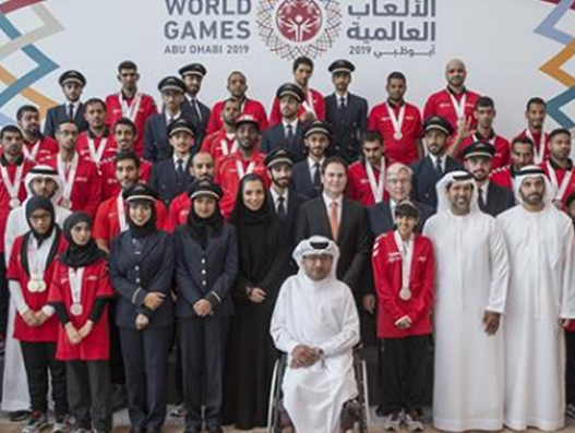 Etihad selected as travel partner for Special Olympics 2019