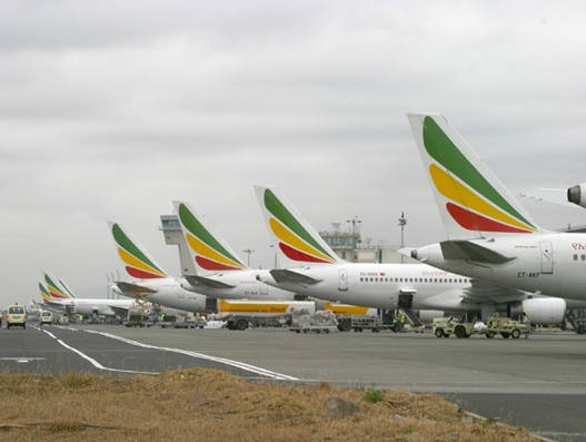 Ethiopian expands codeshare agreement with South African Airways