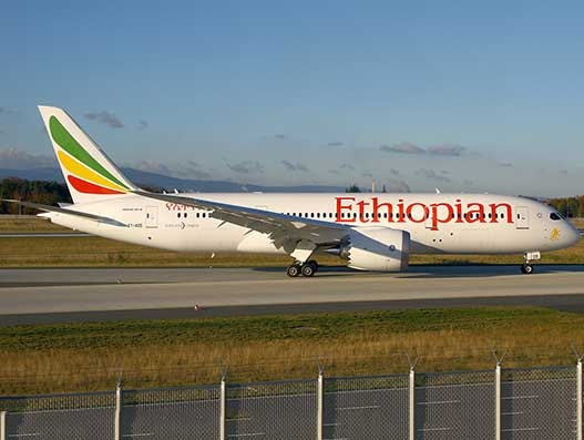 Ethiopian starts direct, nonstop services to Singapore