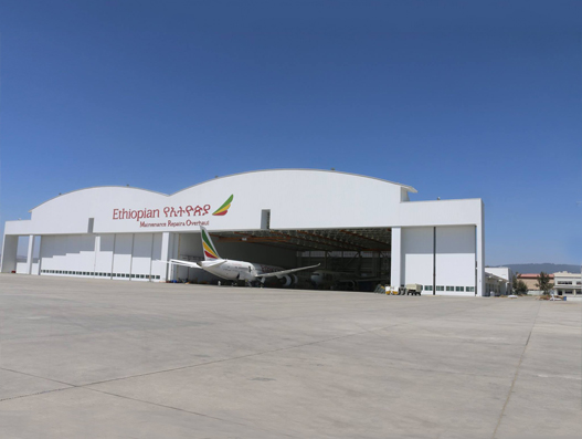 Ethiopian Airlines inaugurates three wide-body hangars