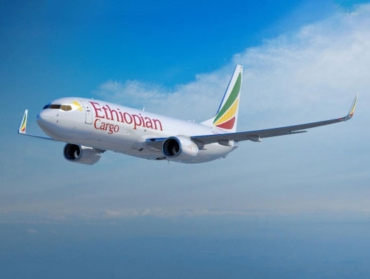 Ethiopian Airlines adds B737 freighter to its fleet