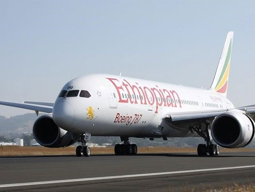 Ethiopian Airlines expands wet lease pact with ACC Aviation