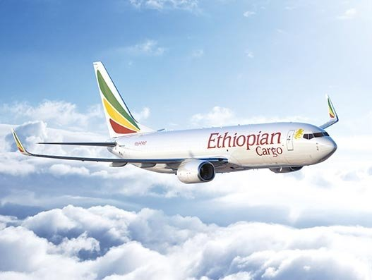 Ethiopian extends its global network; uplifts 45,848 tons of cargo