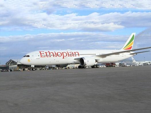 Ethiopian pioneers first GEnx Engine repair in Africa