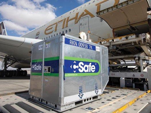 Etihad Cargo gets Cool Chain Association and Pharma.Aero memberships