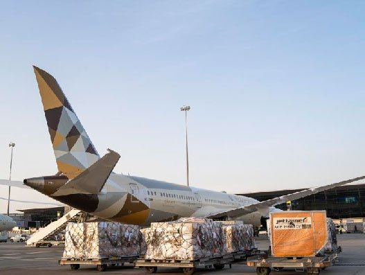 Etihad to assist Australian agricultural, fisheries exports