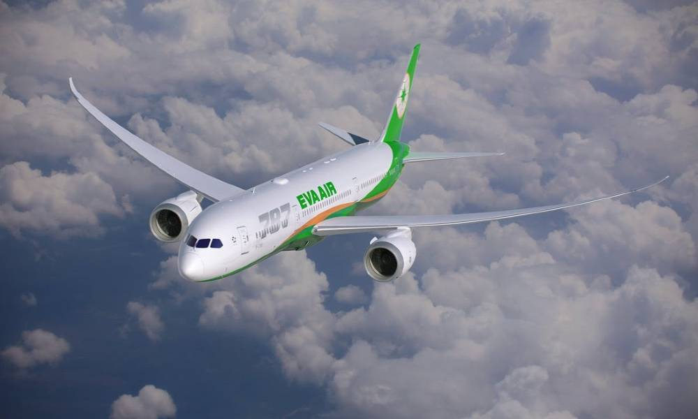 EVA Air signs new cargo handling contract with WFS in Seattle