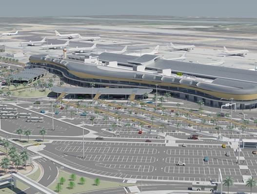 Faro Airport's new terminal inaugurated