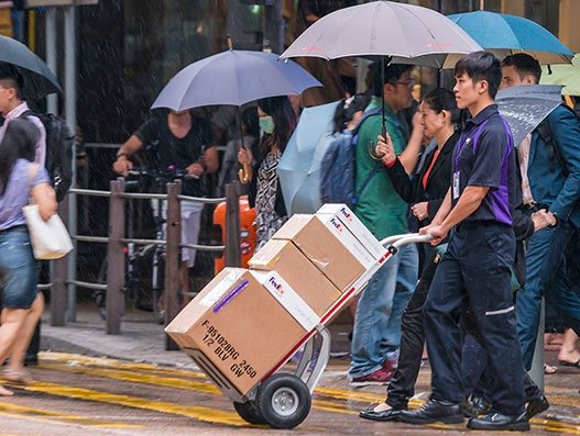 FedEx starts cross border trade alliance program with eBay Korea