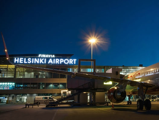 Finavia's airports register 7.9% growth in the first half of 2017