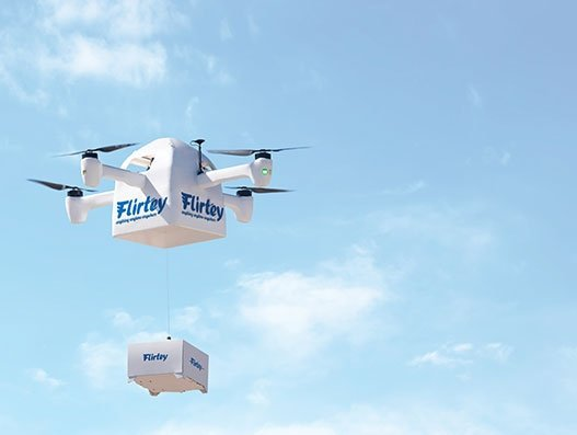 FROM MAGAZINE – Flirting with cargo: Drones ready to deliver