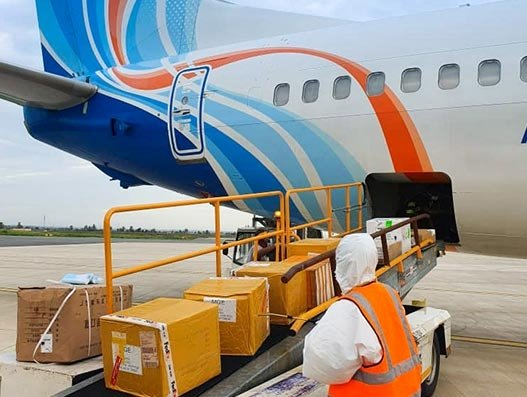 flydubai fronts six B737-800 all-cargo relief flights