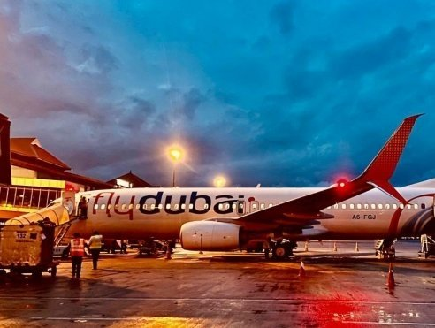 flydubai sets new record; uplifts 20,171 kg of cargo aboard B737-800NG