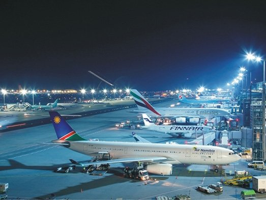 Frankfurt Airport reports traffic figures amid Covid-19