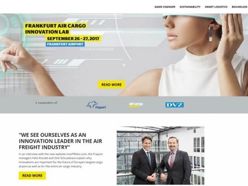Fraport launches new innovation website