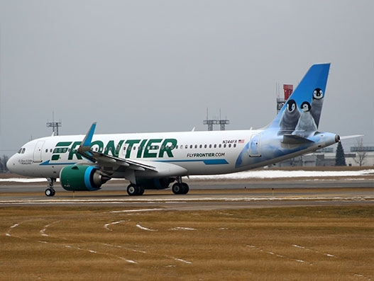 Frontier Airlines adds 11th A320neo aircraft to its fleet