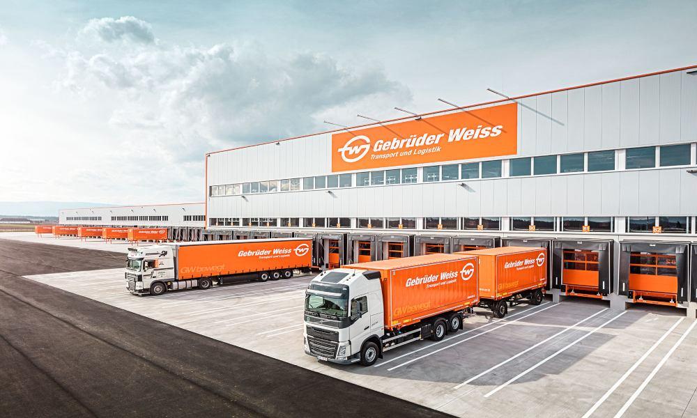 Gebrüder Weiss checks into new 7000 sqm logistics center near Graz