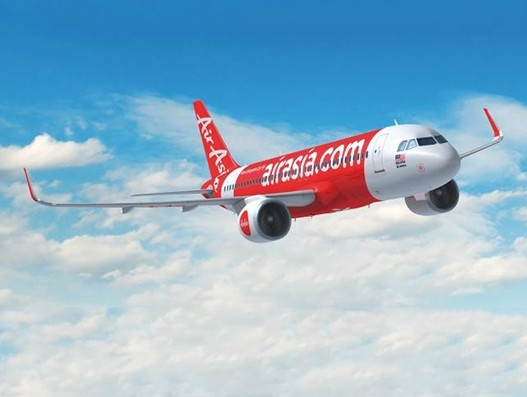 GECAS takes delivery of first A320neo from Airbus' Tianjin factory for AirAsia