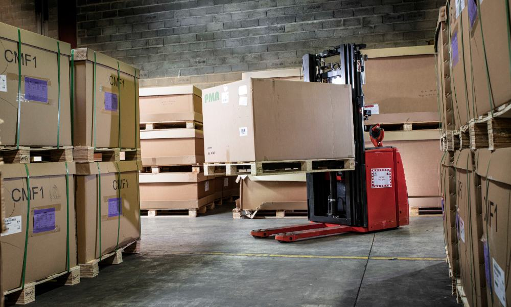 GEODIS, Phantom Auto team up to develop remotely operated forklift