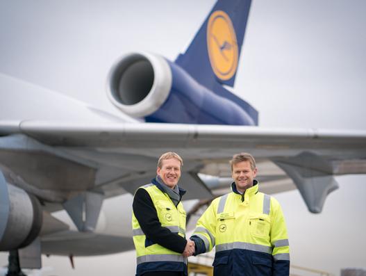 German Red Cross picks Lufthansa Cargo for transport of humanitarian aid
