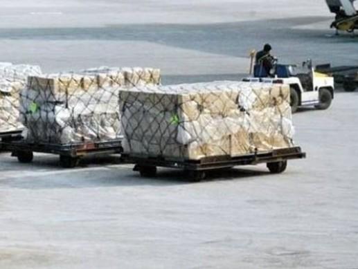 Global air cargo volume increases by 2% in the last week