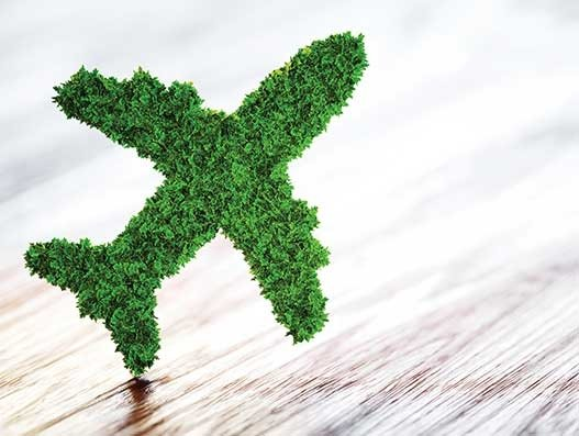 FROM MAGAZINE – Going green and getting lean: Air cargo takes the sustainable route