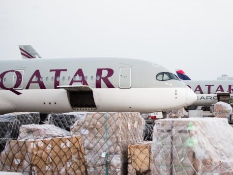 Hamad International Airport moves nearly 530,000 tonnes of cargo in Q1 2020