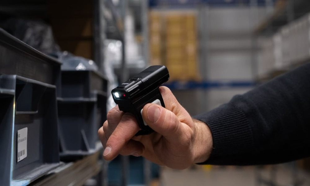 Handheld introduces RS60 Ring Scanner for logistics efficiency
