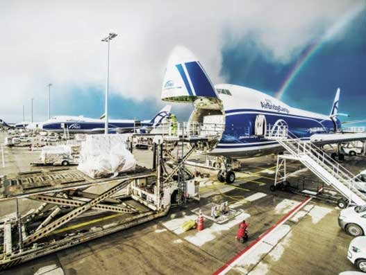 Heathrow Airport scales up cargo capabilities, relaxes slot rules in fight against Covid-19