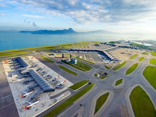 Hong Kong Airport reports 7.3 percent cargo volume decline in July