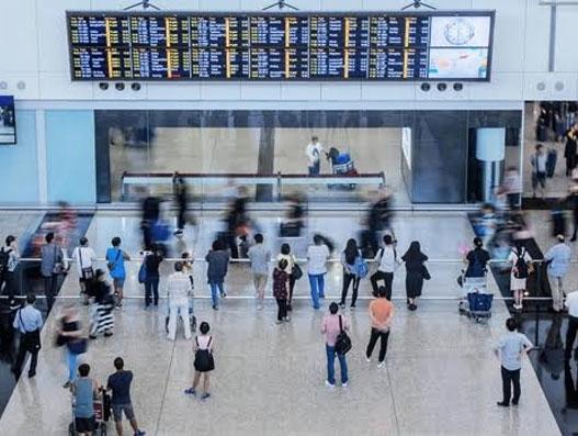 Hong Kong Airport resumes operations after brief closure