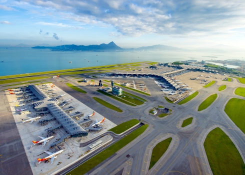 Hong Kong Airport sees 4.3 percent increase in cargo traffic in May