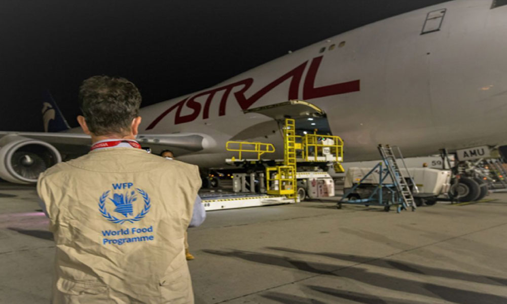 How critical logistics is to WFP's mission to fight hunger