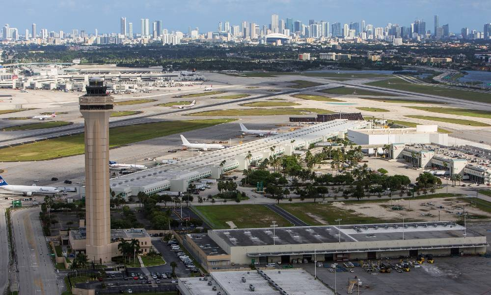 How Miami International Airport is on course for a record year in cargo