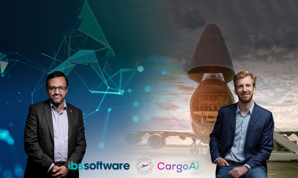 IBS Software partners with CargoAi to boost air cargo revenue