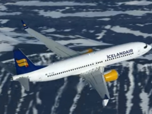 Icelandair adds Boeing 737 MAX 9 aircraft to its fleet