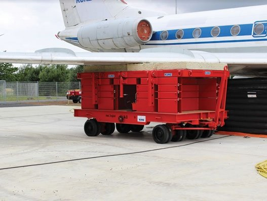 India's Bengaluru airport in pact with KUNZ GmbH for disabled aircraft recovery equipment