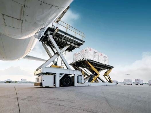 Innovation is driving pharma air cargo growth